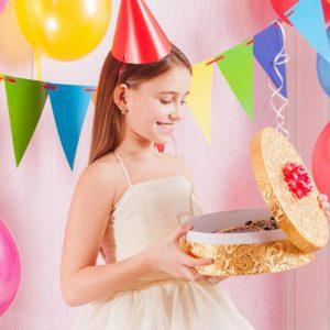 мини-сценарий на день рождения 10 лет дочке