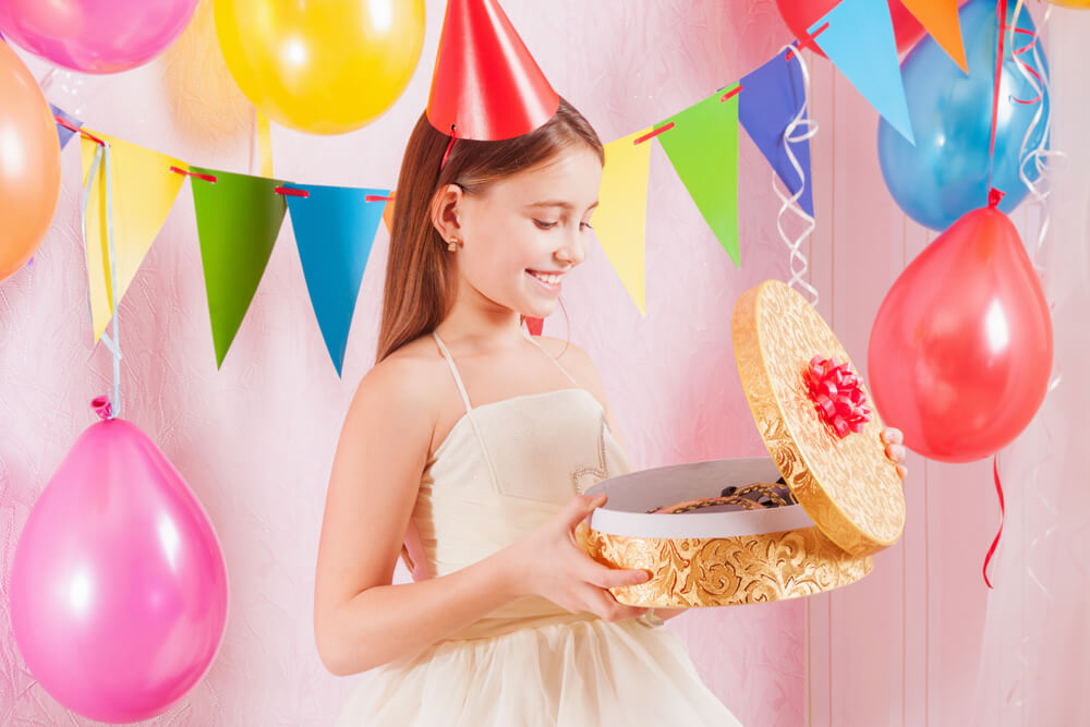 10 лет девочке картинки, репина приглашение