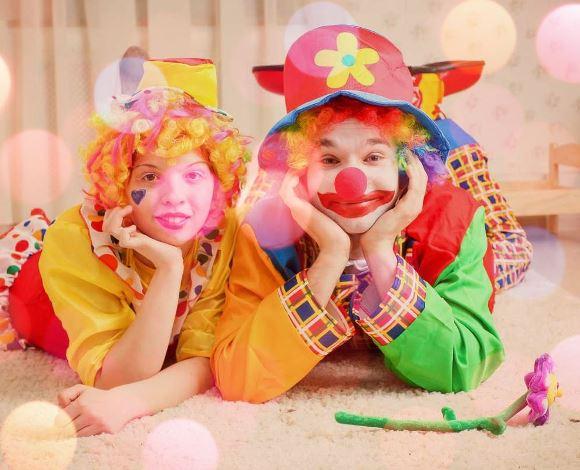 сценарий детского дня рождения с клоунами