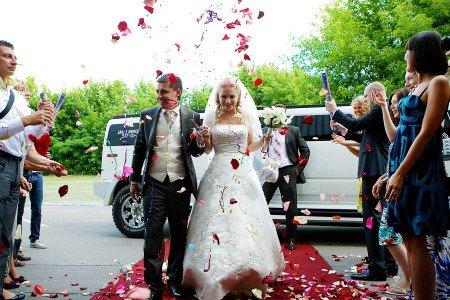 Готовый сценарий свадьбы