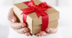 Стихи для шуточного вручения подарков