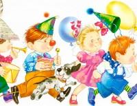 сценарии на день рождения ребенка