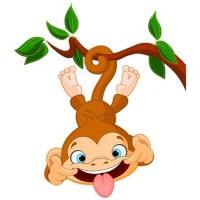 поздравления с новым годом обезьяны, обезьяна2
