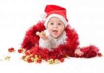 Новогодние поздравления детям