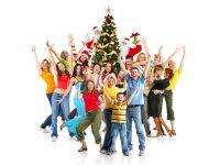 Подвижные конкурсы для взрослых на Новый Год