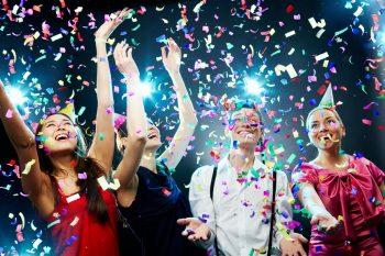 конкурсы и развлечения для гостей на новый год
