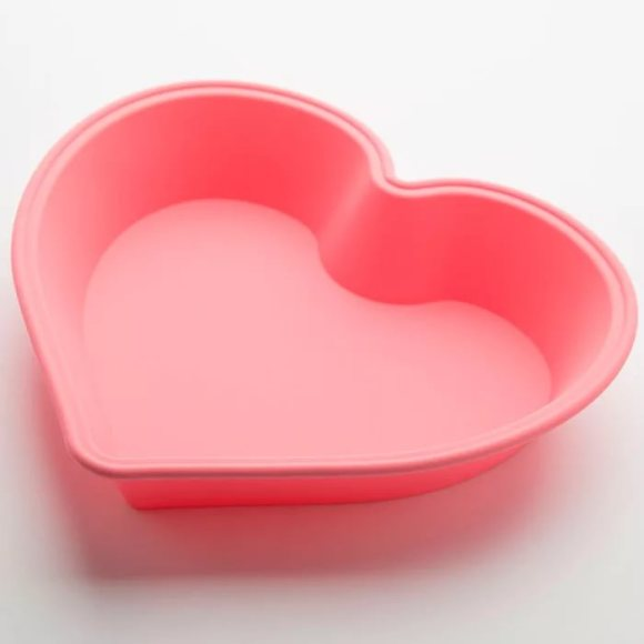 форма для пирогов сердце