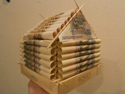 денежный домик