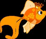 смс про золотую рыбку