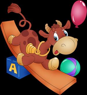 Поздравление с НГ от быка - символа 2021 года