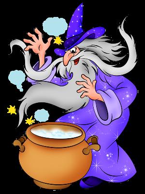 Поздравление с Новым Годом от волшебника