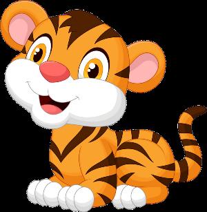 Поздравление от тигренка - символа 2022 года