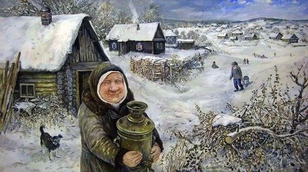 С Новым годом, пенсионеры