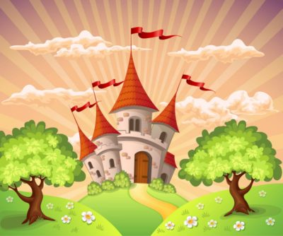 сценка в некотором царстве на юбилей