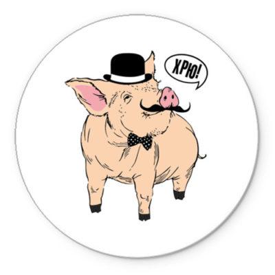 сценарий на Новый Год свиньи