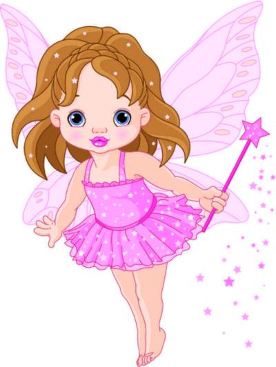 Фея розовых снов