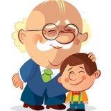 """Мини-сценка от внуков деду на юбилей: """"Самый главный"""""""