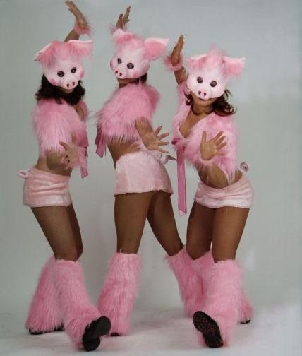 сценарий нг для взрослых на год свиньи