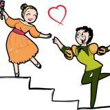 Сценка-поздравление от Ромео и Джульетты