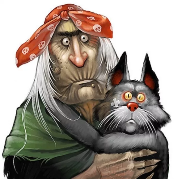 сценка на год собаки с бабой Ягой Лешим Дедом Морозом Снегурочкой