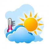 Шуточная сценка на юбилей: «Прогноз погоды»