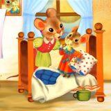 Сценка на 8 марта по мотивам «Сказки о глупом мышонке»