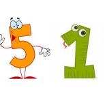 """Сценка на 1 сентября: """"Единица и Пятёрка"""""""