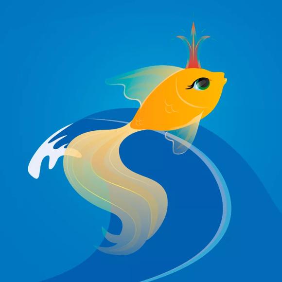 сказка на новый лад взрослым - Золотая рыбка