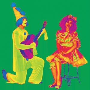 музыкальная сказка для взрослых на Новый Год - Буратино