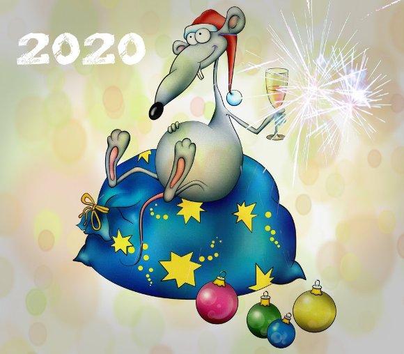 сценарий нового года для взрослых в год мыши 2020