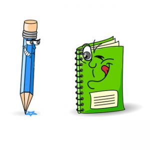 сценка с дневником