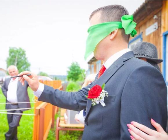выкуп невесты в своем доме