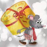 Новогодний квест в офисе «Бесплатный сыр»