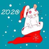 Музыкальная шуточная сказка для взрослых на Год Крысы 2020