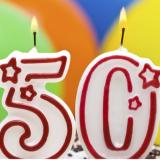 Прикольный сценарий юбилея: «Мне сегодня 50»