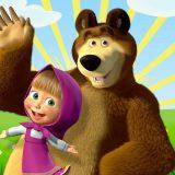 Сценка на день рождения малыша «Маша и Медведь»