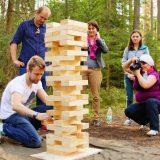 Конкурсы и игры для летнего отдыха на природе (тимбилдинга)