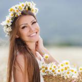 Сценарий на летний день рождения женщине: «Ромашкино царство»