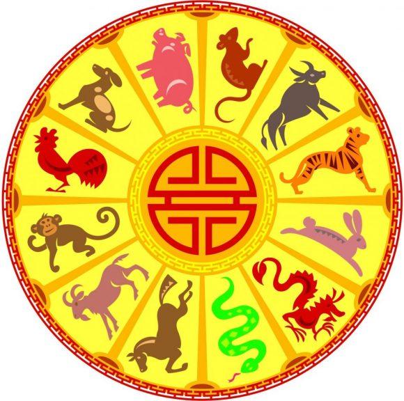 12 животных по Восточному календарю
