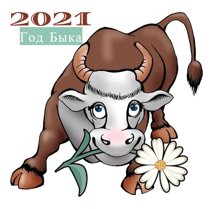 Китайский Гороскоп 2021 Год Быка