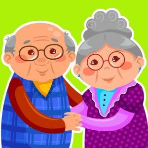 сценка про бабушку и дедушку