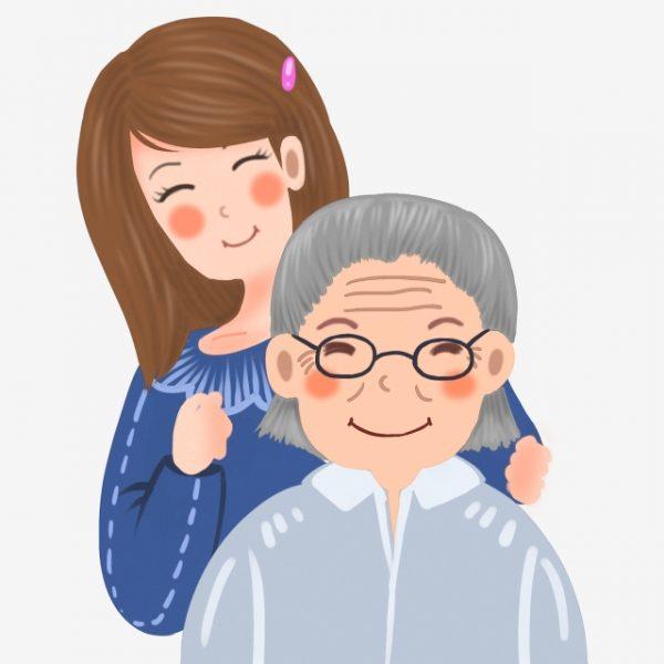 сценка на день пожилого человека