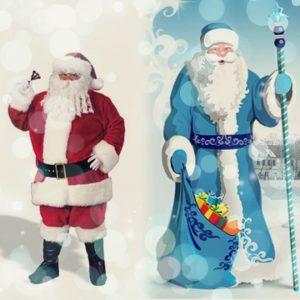 Сценарий новогоднего спектакля для детей в ДК
