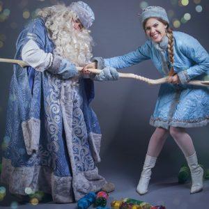 Сценарий для вызова Деда Мороза и Снегурочки на дом в год мыши 2020