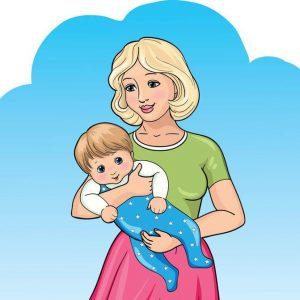 сценка про мам