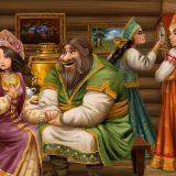"""Сценарий корпоратива 23 февраля: """"Три девицы и мужик"""""""