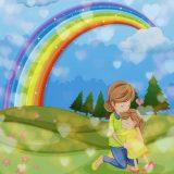 Музыкальный сценарий 8 марта в средней группе детсада: «Подарим маме радугу!»
