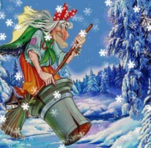 сценарий новогодней сказки в начальной школе - Новый Год в лесу