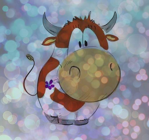 детская викторина про коров