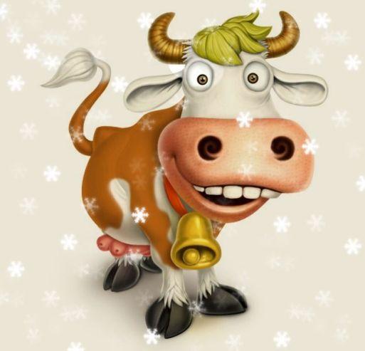 Викторина для интеллектуалов к году быка, про коров, телят